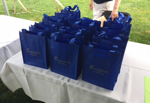 Campbell Funeral Home Gift Bags