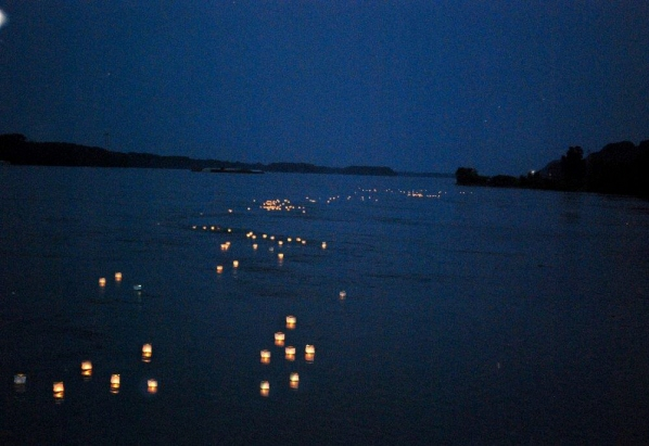 A beautiful evening of remembering and sharing the memories of those we love!