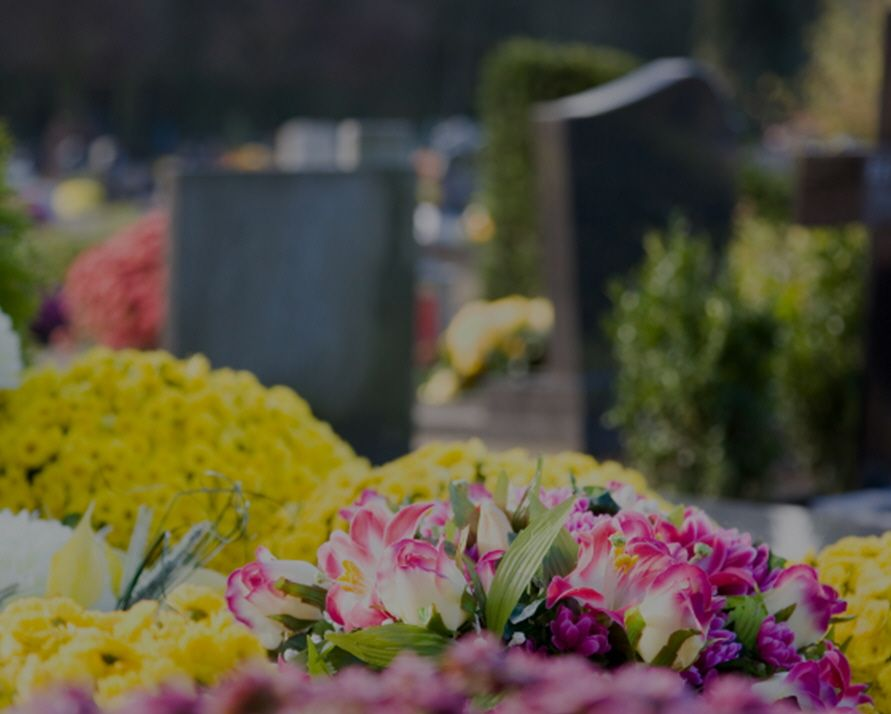 OUR CEMETERIES