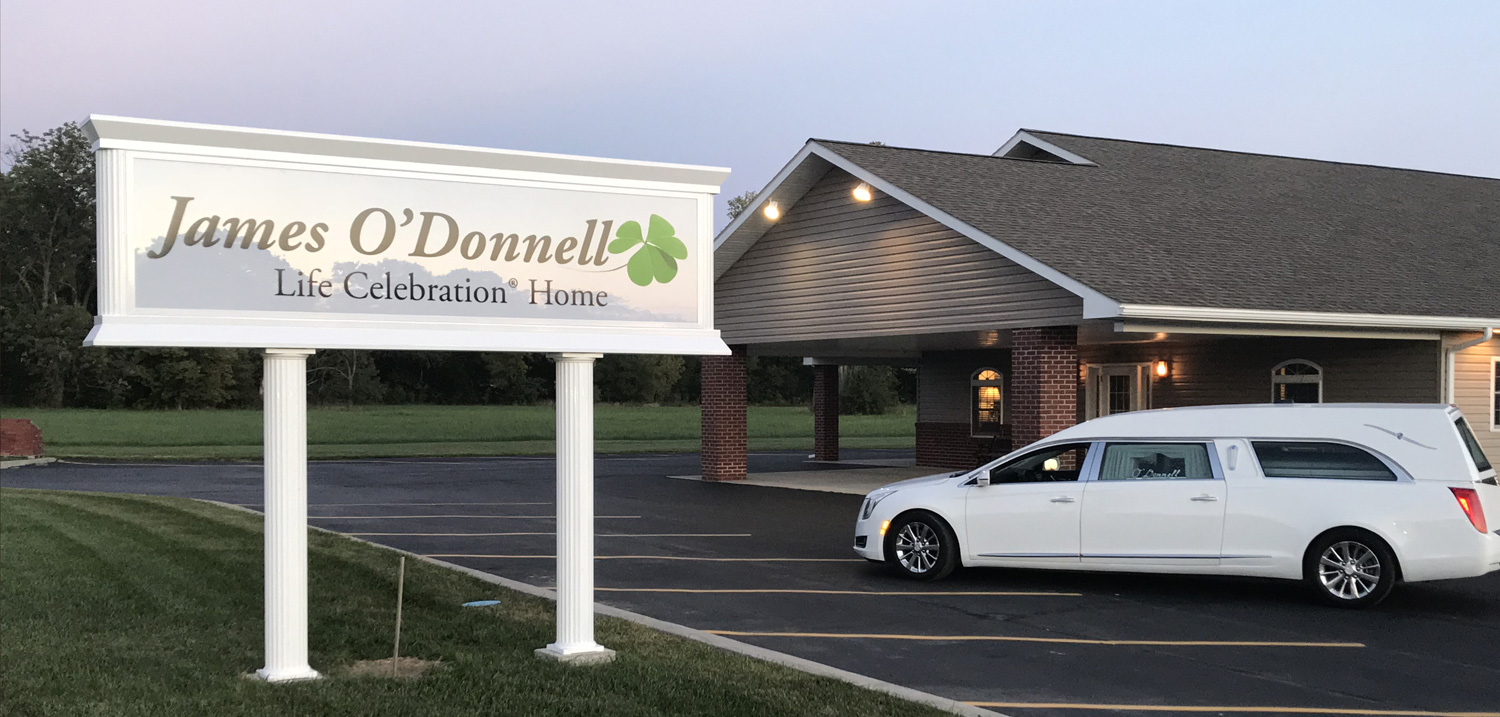 Monroe City, MO Funeral Home & Cremation | James O'Donnell