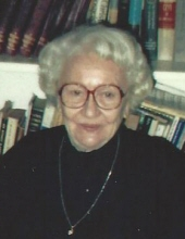 Louise Whitlock Marshall