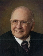 Judge Robert E. McDuff