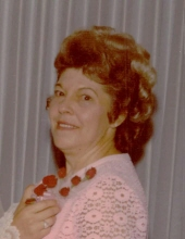 Evelyn Marie (Tabbert) Thornburg