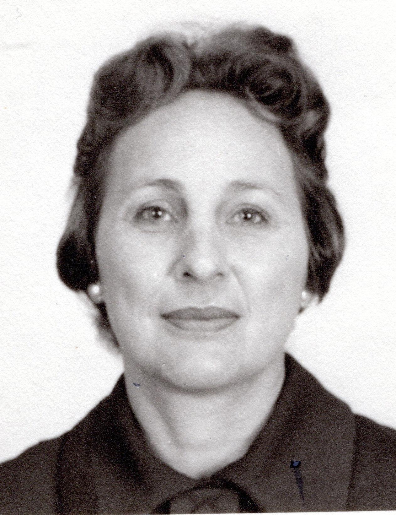 Audine Miller Burns - McNabb Funeral Home Obituary - Visitation