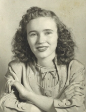 Shirley Ruth Hammond
