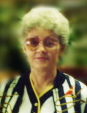 Mrs. Virginia Frances Lucas Jackson