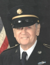 Command Sergeant Major Roy Edward Founds US Army, Ret.