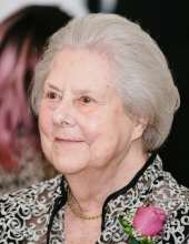 Betty Hebrank Evans