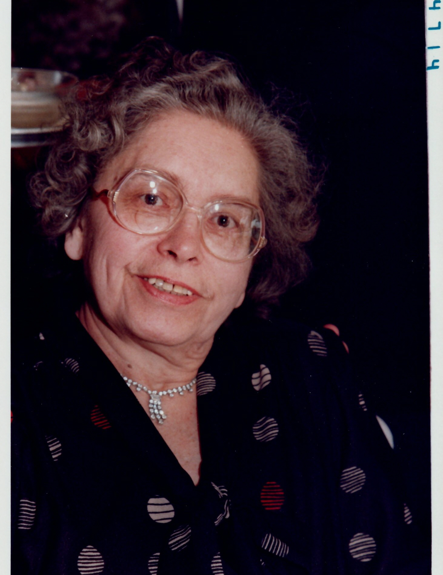 Ethel Margaret Barnes Obituary - Visitation & Funeral