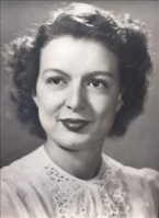 Mary Elizabeth Thomas