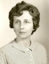 Louise F Mattingly