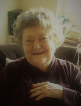 Bettye Evelyn Wampler Dotson