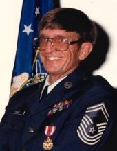 CMSgt Luther Heydt Haas USAF (Ret.)