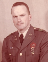 Colonel Arthur Wells, US Army Retired