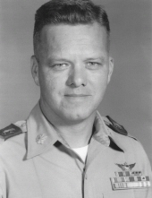 Lt. Colonel Thomas  McGregor, Retired