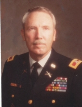 Ret. Col. George Marion Cross