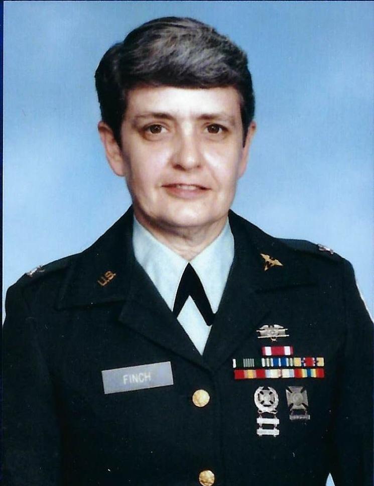Col  Bobby Jaxon Finch, USA NC Ret Obituary - Visitation
