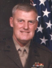 "Ret. MGy  SGT.  Thomas ""Tom"" George Wright"