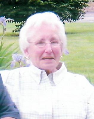 Barbara Arline Cooper