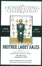 Larry Sales