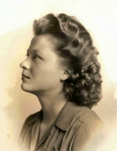 Betty Jane Stoetzel