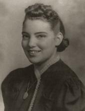 Mildred Hazel Mitchell