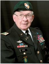 Lt. Col. Earl E Berg