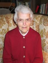 Sr. Dorothy Cunnion, S.H.C.J.