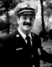 """Fire Chief Gioachino F. """"Jack"""" DeLuca"""