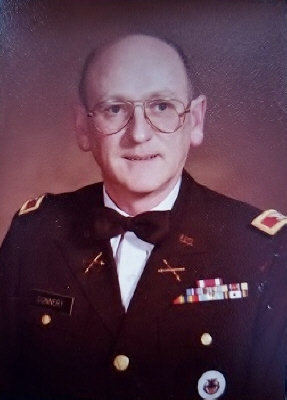 Colonel Joseph W. Connery, Jr. (Ret.)