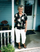 Betty Madge Gragg