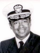 Admiral Gerald E. Thomas