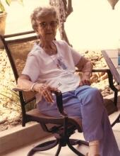 Thelma Grace Pennington