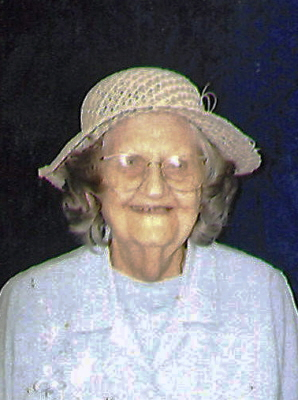 Velma Ruth Sager