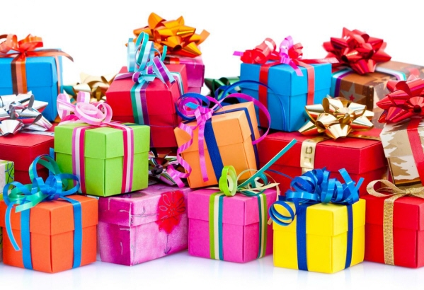 Presents for all good little boys and girls ♥