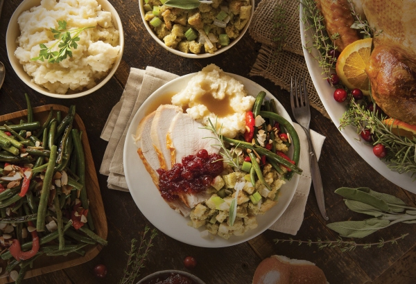 Holiday Meal Plan - November 10, 2016