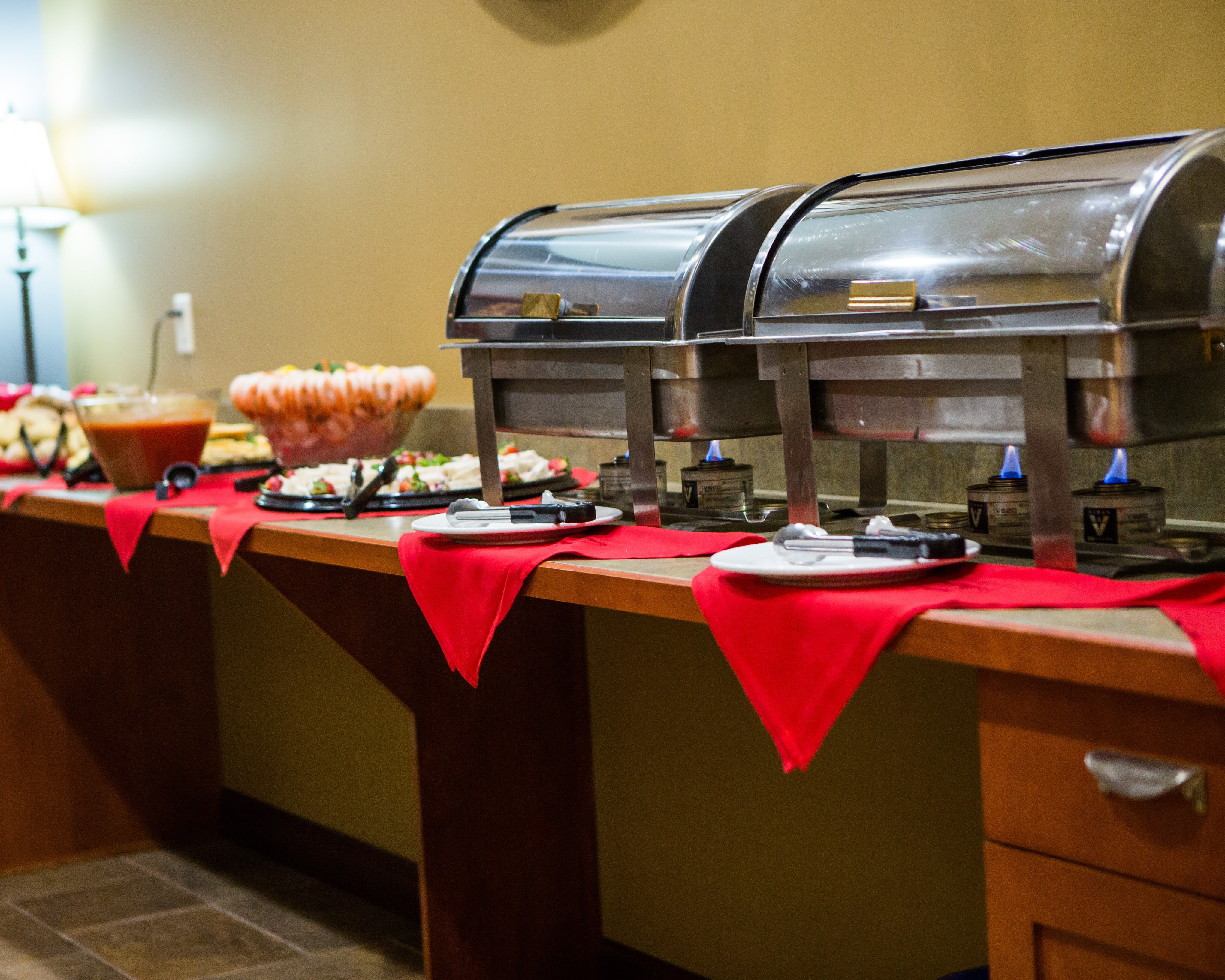 Receptions & Catering