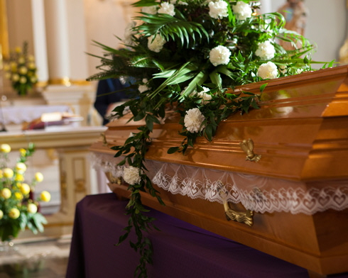Caskets, Vaults & Urns