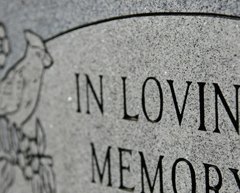 Creating a Unique Memorial