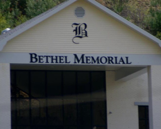 Bethel Memorial Mausoleum