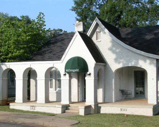 The McDougald Family Center