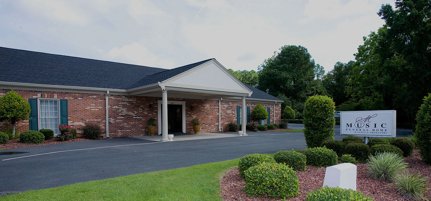 Music Funeral Home | Waycross, GA Funeral Home & Cremation