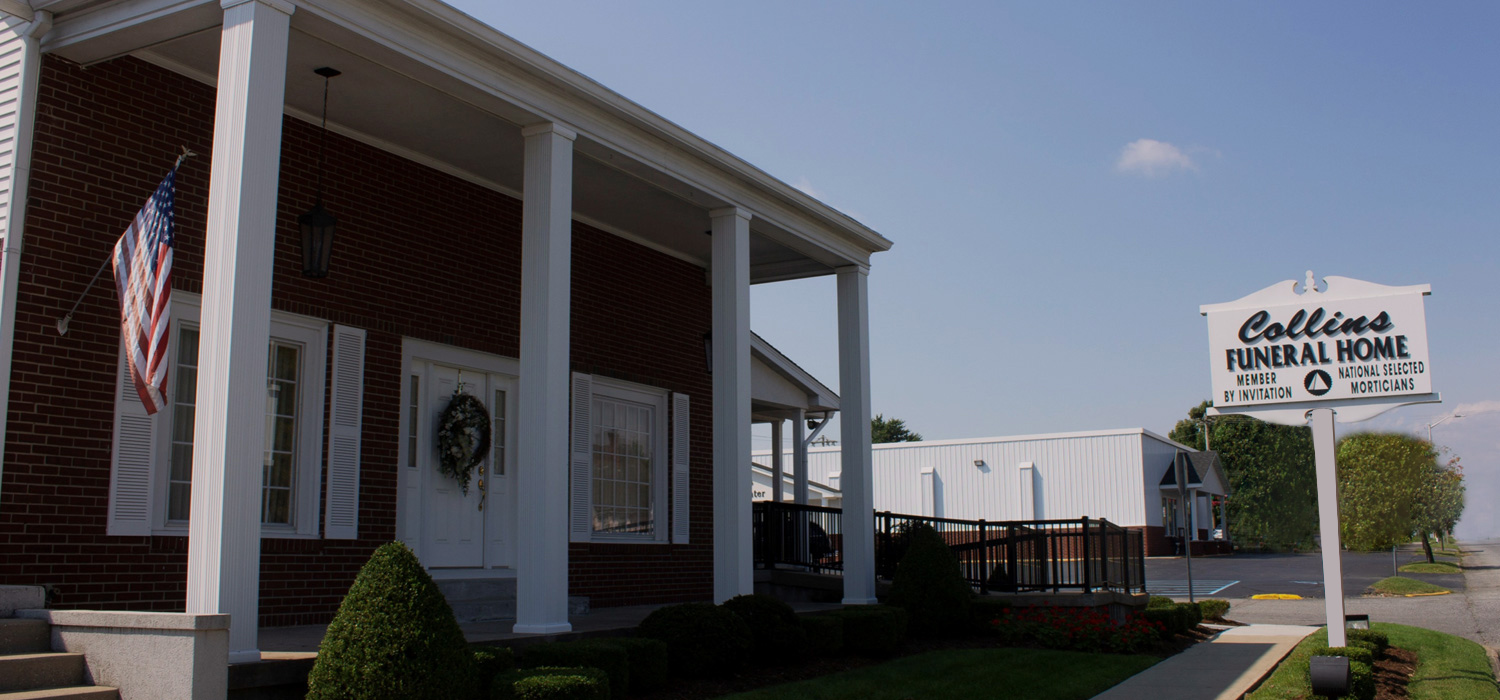 Collins Funeral Home | Scottsburg, IN Funeral Home & Cremation