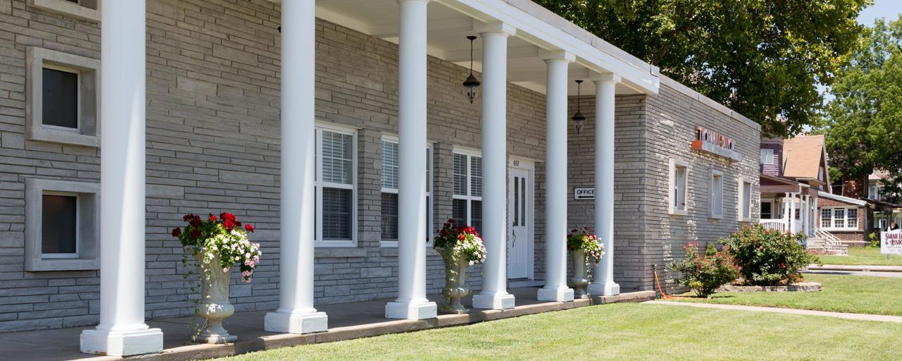 Joplin, MO Funeral Home & Cremation   Thornhill-Dillon Mortuary