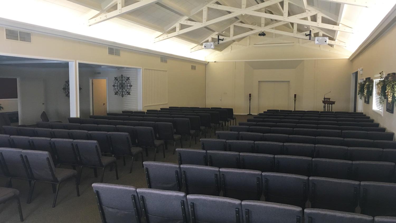 Chapel of the Twin Cities   Yuba City, CA