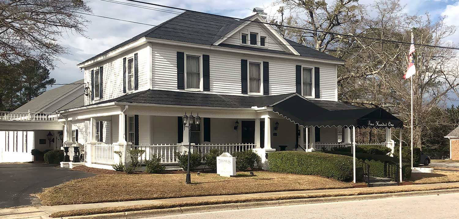 Fuquay-Varina, NC Funeral Home & Cremation | Thomas Funeral Home