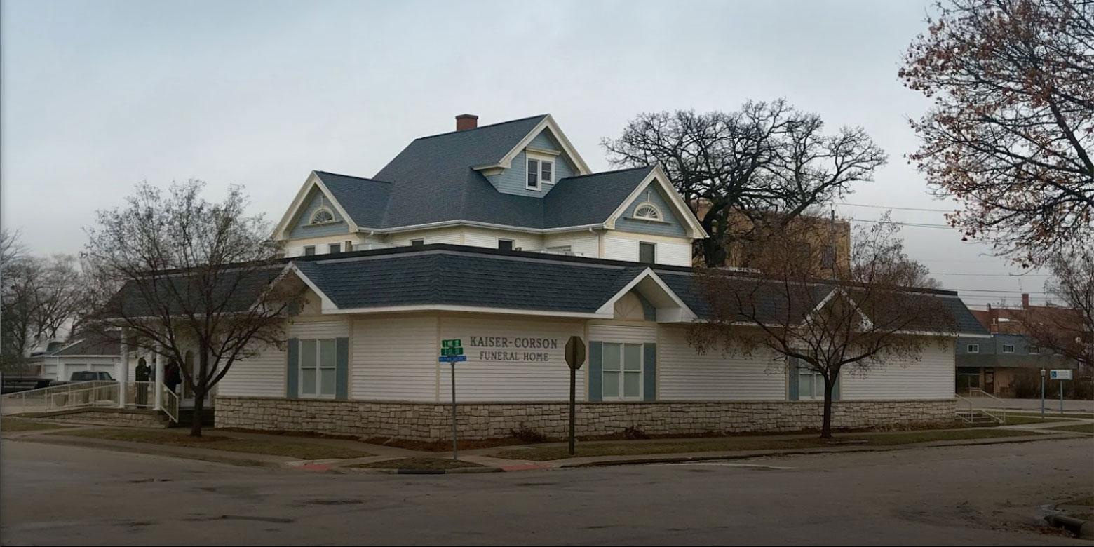 Kaiser Corson Funeral Homes   Waverly, Shell Rock, Denver