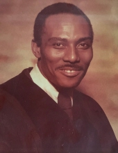 Reverend Willie D. Walls, Sr.