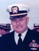 CWO3 George Leo Comeau, USN (Retired)