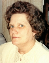 Betty Jane Eubanks